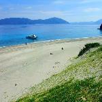 夏の無人島