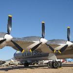 B-36 Six turning, 4 burning!