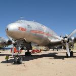 TWA Connie  Love that plane!
