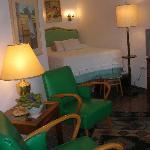 The Green room-Studio