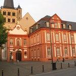 Die Abtei-Kirche
