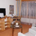 Wohnzimmer Junior-Suite 131