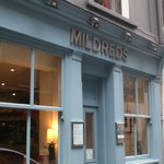 Mildreds Frontage.