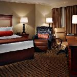 King Bedroom - Hotel at Auburn, Auburn, Alabama, United States