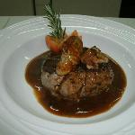 Steak Rossini