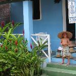 Santinho na Casa Zanzipeba