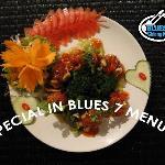 Delicious Thai Western fusion food