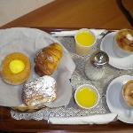 mmm... best breakfasts!