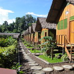 Lodges for guests