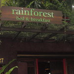 Foto di Rainforest Bed and Breakfast