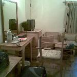sitting area room 144