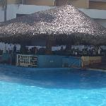 Castilla pool bar