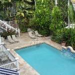 piscina e lobby