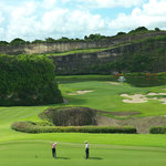 The Green Monkey Golf Course at Sandy Lane
