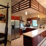 All condos are fully equipped with kitchen, living, dining and sleeping areas.