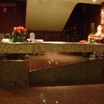 The Residencial Aeroporto-Reception