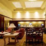 HIExpress DFWS Breakfast Room