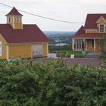 An authentically restored 1867 home overlooking the city of Moncton