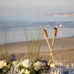 Guests can dine on the beach or host banquets with friends and family.