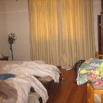Unser (unaufgeräumtes) Zimmer