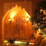 Inside Riad Armelle