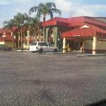 Super 8 Hotel Exterior View - Clearwater, Florida