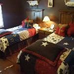 Bedroom - 2 br suite