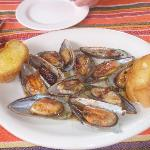 Daily Special - Mussels