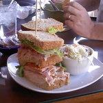 Photo de Blue Goose Cafe