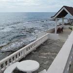 Pool patio area - panorama 9of9