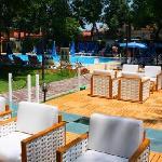Poolside Aqua Bar