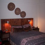 Room in the main building--free the night before your Kruger trip