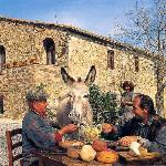 Agriturismo con Ottima cucina, cordialita' e splendido panorama soli 10mn. da Volterra