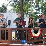 Outdoor Concerts with Live Irish Music