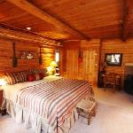 One Of Our Wonderful Cabins At WRR