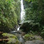 Second Falls, Au Coin