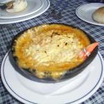 Crab pie (pastel de jaiba)