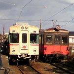 京王線車両とデハ801