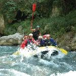 raftin fiume lao