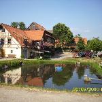 Foto de Gasthaus Zum Klosterfischer