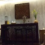 Sala de relax en el Spa. (Té barra libre)