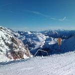 Great skiing area Nassfeld