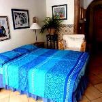 Haus Gardenia - Wohn/Schlafzimmer