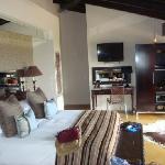 Amazing Durban View Room