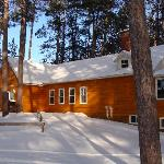 The Lodge at Pine Cliff (Cottage #1)