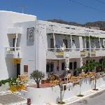 Aris Hotel in Paleochora