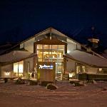 SAS Polar-Hotel - Eingang