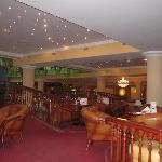 Vista del Salón Bar