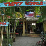 Tasty Waves Cantina Foto