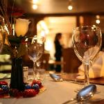 The New Inn dining